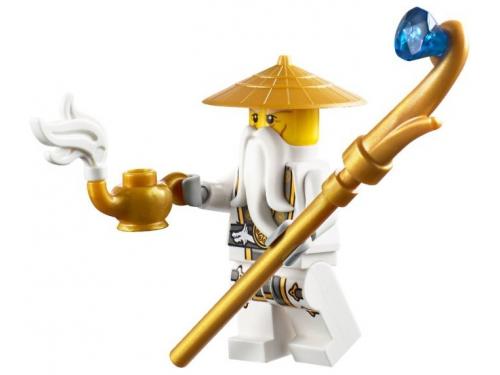 Конструктор LEGO Ninjago Корабль Дар судьбы, Решающая битва (70738), вид 5