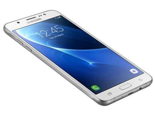 Смартфон Samsung Galaxy J7 (2016) SM-J710, белый, вид 2