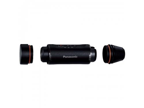 Видеокамера Panasonic HX-A1ME, черная, вид 1