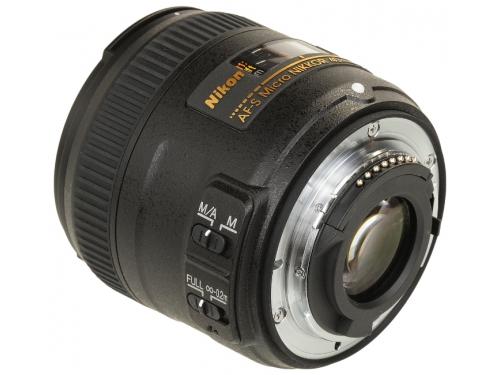 Объектив для фото Nikon 40mm f/2.8G AF-S DX Micro Nikkor (JAA638DA), вид 1