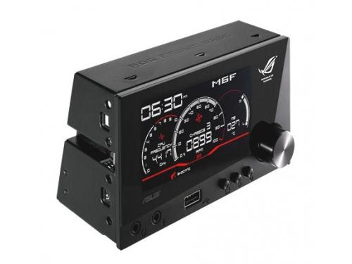 Панель управления вентиляторами ASUS ROG Front Base (2 x 5.25