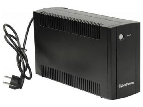 Источник бесперебойного питания CyberPower UT1050EI 1050VA, вид 1