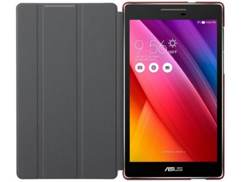 Чехол для планшета Asus для ZenPad 7 PAD-14 TRICOVER/Z170/RD/7 (90XB015P-BSL390) красный, вид 2