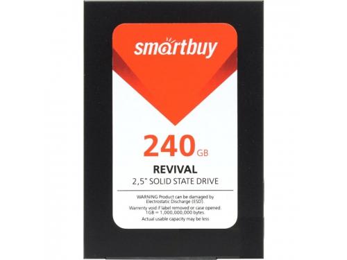 Жесткий диск SmartBuy SB240GB-RVVL-25SAT3 240Gb