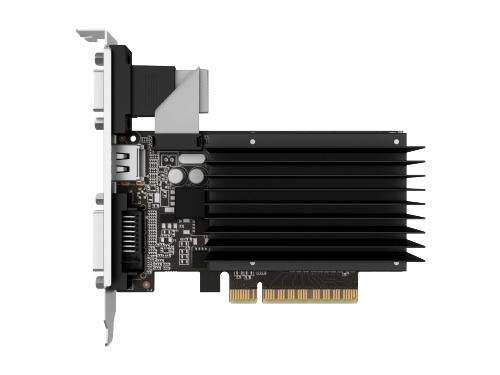 ���������� GeForce Gainward PCI-E NV GT710 1024MB DDR3 64bit 3590, ��� 1