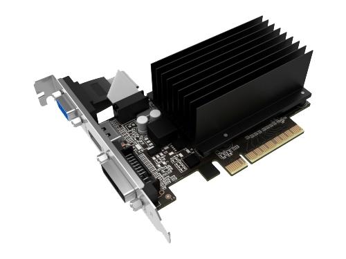 ���������� GeForce Gainward PCI-E NV GT710 1024MB DDR3 64bit 3590, ��� 2