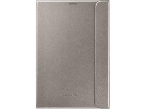 Чехол для планшета Samsung для Galaxy Tab S2 Book Cover (EF-BT715PFEGRU) золотистый, вид 2