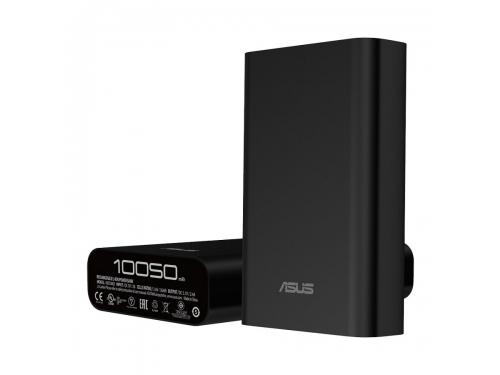 Аксессуар для телефона Мобильный аккумулятор Asus ZenPower ABTU005 10050 mAh, черный, вид 1