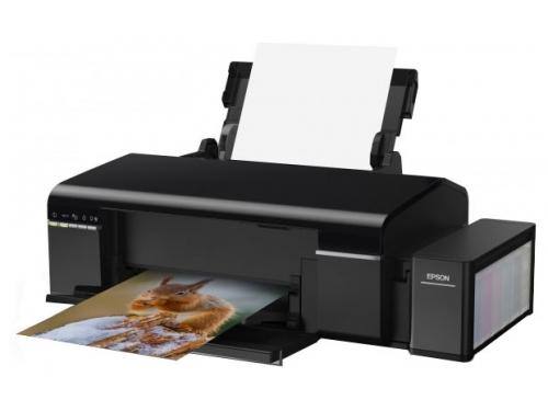 Принтер струйный цветной Epson L 805, вид 1