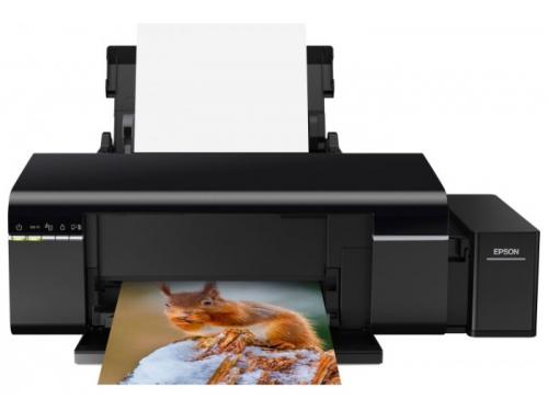 Принтер струйный цветной Epson L 805, вид 2