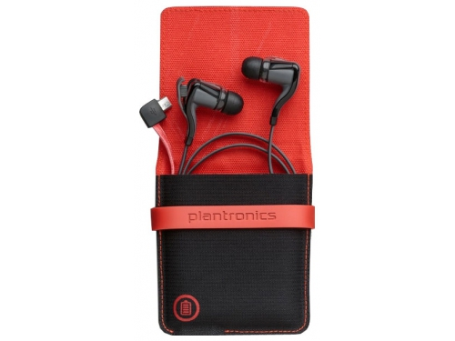 Гарнитура bluetooth Plantronics BackBeat Go 2/R Black, вид 2