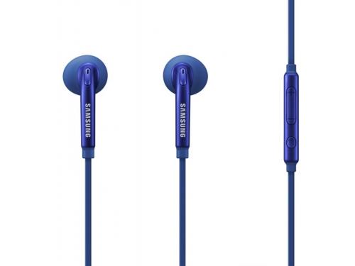 Наушники Samsung EO-EG920L (EO-EG920LREGRU) синие, вид 1
