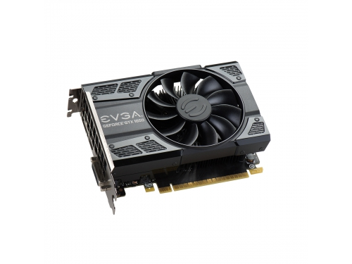 Видеокарта GeForce Evga GTX1050 02G-P4-6150-KR 2048Mb, вид 1