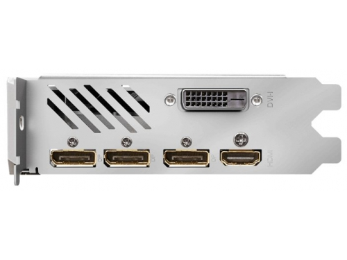 Видеокарта GeForce Gigabyte GeForce GTX 1080 Ti 1544Mhz PCI-E 3.0 11264Mb 11010Mhz 352 bit DVI HDMI HDCP Gaming OC [GV-N108TGAMING OC-11GD], вид 5