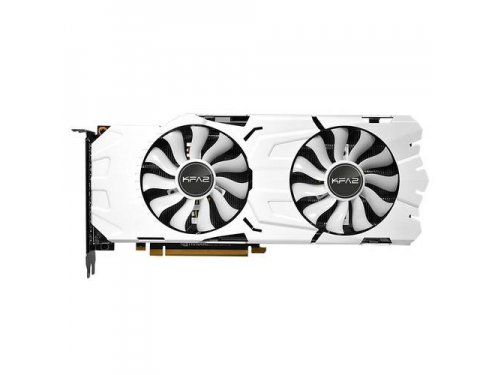 Видеокарта GeForce KFA2 GTX1080Ti EX OC 126432 White 11Gb, вид 1