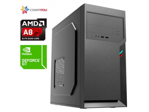 Системный блок CompYou Home PC H557 (CY.592471.H557), вид 1