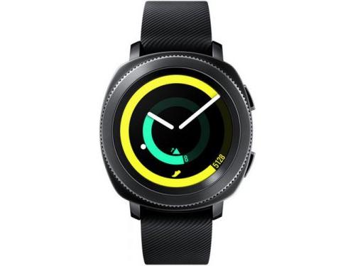 Умные часы Samsung Galaxy Gear Sport SM-R600NZKASER, черные, вид 2