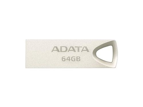 Usb-флешка Adata UV210, металлическая-серебристая, вид 2
