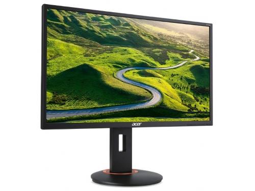 Монитор Acer XF270HUAbmiidprzx, черный, вид 4