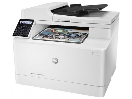 МФУ HP Color LaserJet Pro MFP M181fw (настольное), вид 2