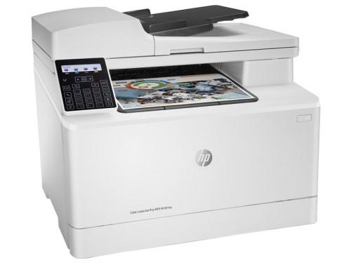 МФУ HP Color LaserJet Pro MFP M181fw (настольное), вид 3
