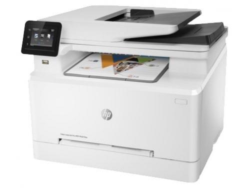МФУ HP Color LaserJet Pro M281fdw, белый, вид 1