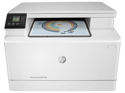 МФУ HP Color LaserJet Pro MFP M180n (настольное), вид 1