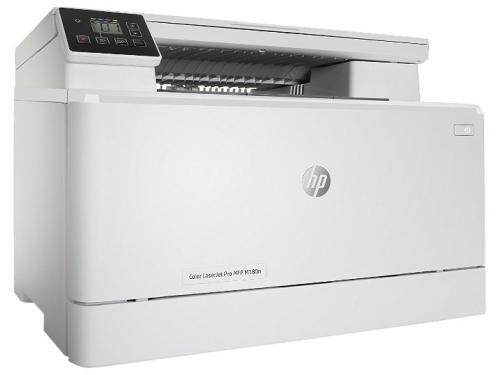 МФУ HP Color LaserJet Pro MFP M180n (настольное), вид 3