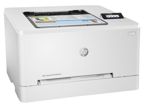Принтер лазерный цветной HP Color LaserJet Pro M254nw (настольный), вид 2