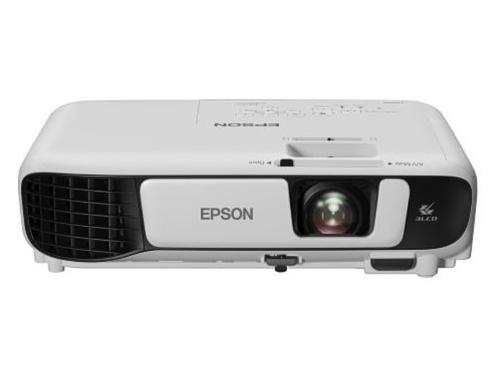 Мультимедиа-проектор Epson EB-X41 (портативный), вид 2