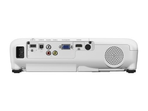 Мультимедиа-проектор Epson EB-X41 (портативный), вид 4