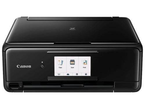 МФУ Canon PIXMA TS8140, черное, вид 1