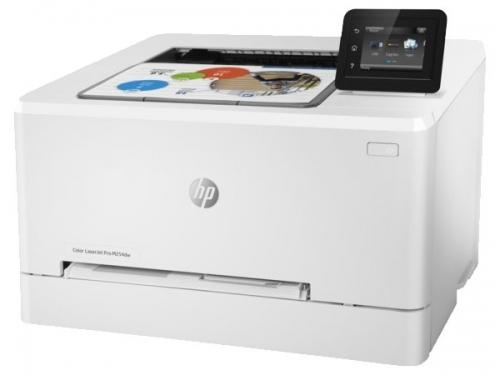 Принтер лазерный цветной HP Color LaserJet Pro M254dw (настольный), вид 2