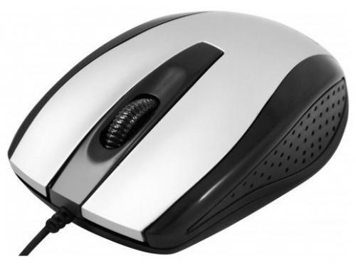Мышь Defender Optimum MM-140 Black-Silver USB, вид 4