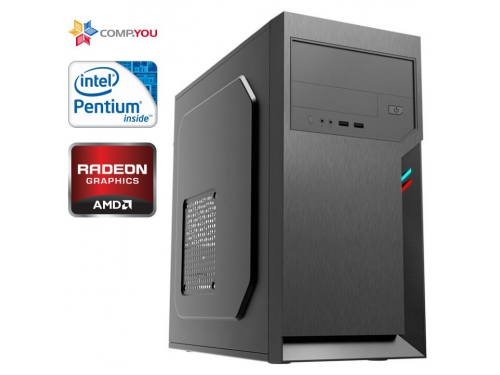 Системный блок CompYou Home PC H575 (CY.604676.H575), вид 1