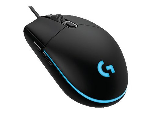 Мышь Logitech G102 Prodigy Gaming Mouse USB, черная, вид 3