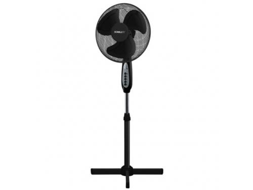 Вентилятор бытовой Scarlett SC - 1177, чёрный, вид 1