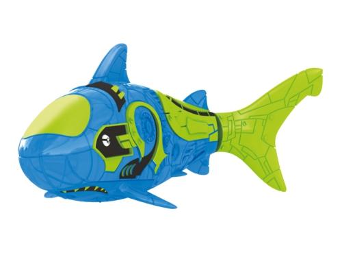 Товар для детей Zuru РобоРыбка Тропическая Акула (игрушка для  купания), синий, вид 1