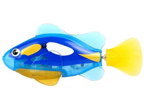 Товар для детей Zuru РобоРыбка Тропическая Robofish, Ангел синий, вид 1