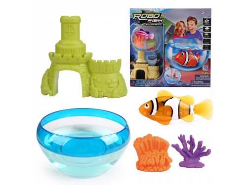 Товар для детей Zuru РобоРыбка Robofish (игрушка для купания), вид 1