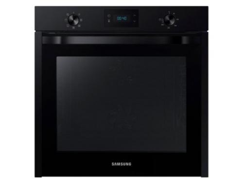 Духовой шкаф Samsung NV75K3340RB, черный, вид 1