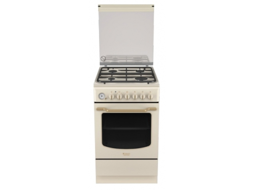 Плита Hotpoint-Ariston HT5GM4AFC(OW)EA, вид 1