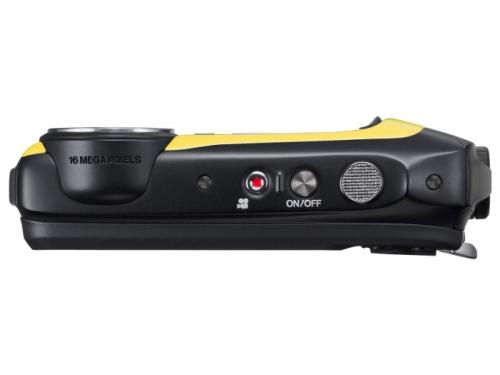 Цифровой фотоаппарат Fujifilm FinePix XP90, желтый, вид 3