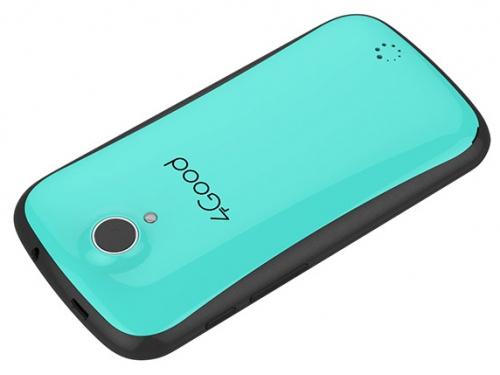 Смартфон 4Good Kids S45, синий, вид 2