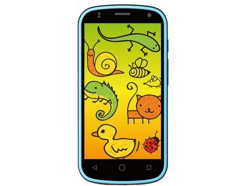 Смартфон 4Good Kids S45, синий, вид 5