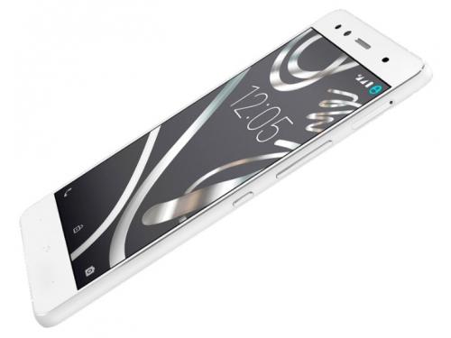 Смартфон BQ Aquaris X5 Android Version 16Gb, бело-серебристый, вид 1