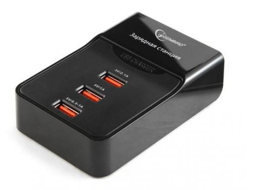 Зарядное устройство Gembird MP3A-PC-01, вид 1