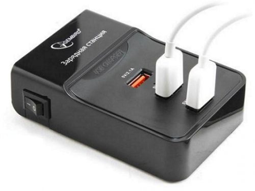 Зарядное устройство Gembird MP3A-PC-01, вид 2