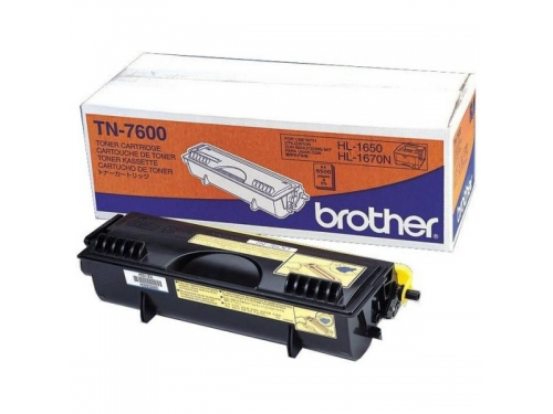 �������� Brother TN-7600 ׸���� 6500 ���., ��� 1