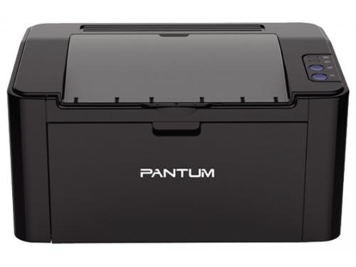 Лазерный ч/б принтер Pantum P2207, черный, вид 2